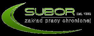 Subor – Zakład Pracy Chronionej, Staszów, woj. świętokrzyskie Logo